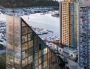 world's tallest hybrid timber building