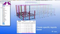 tekla structures Construction management module - Steel