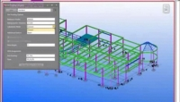 tekla structures Fire Proofing Calculator Monday Minute