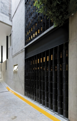 Prosperidad 49 in Mexico City by Taller Plan A